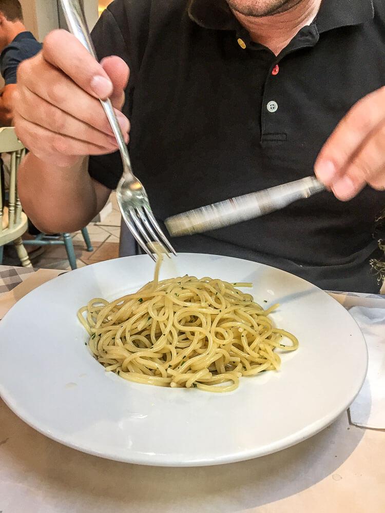 Pasta-al-olio