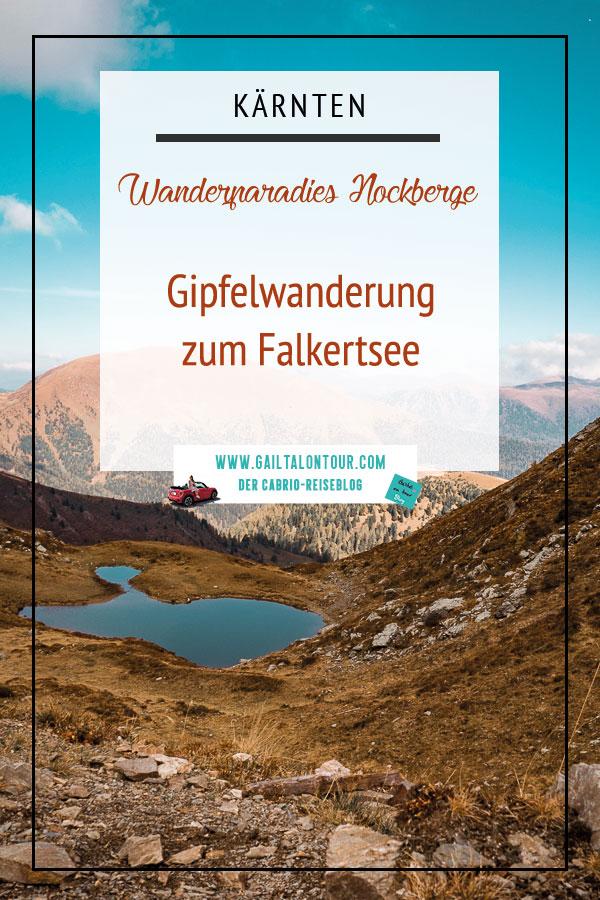 Wanderung-nockberge-falkertsee