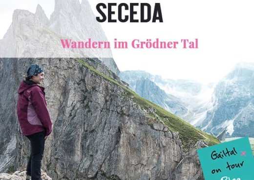 Seceda Col Raiser Wanderung Gröden
