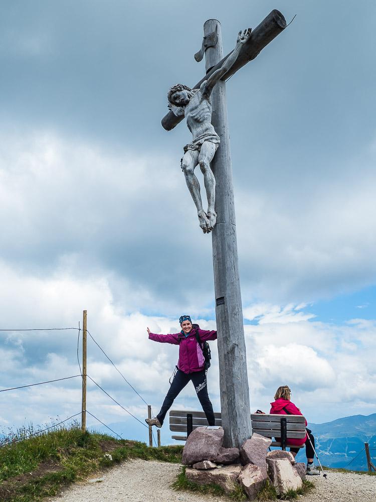 Gipfelkreuz-Seceda