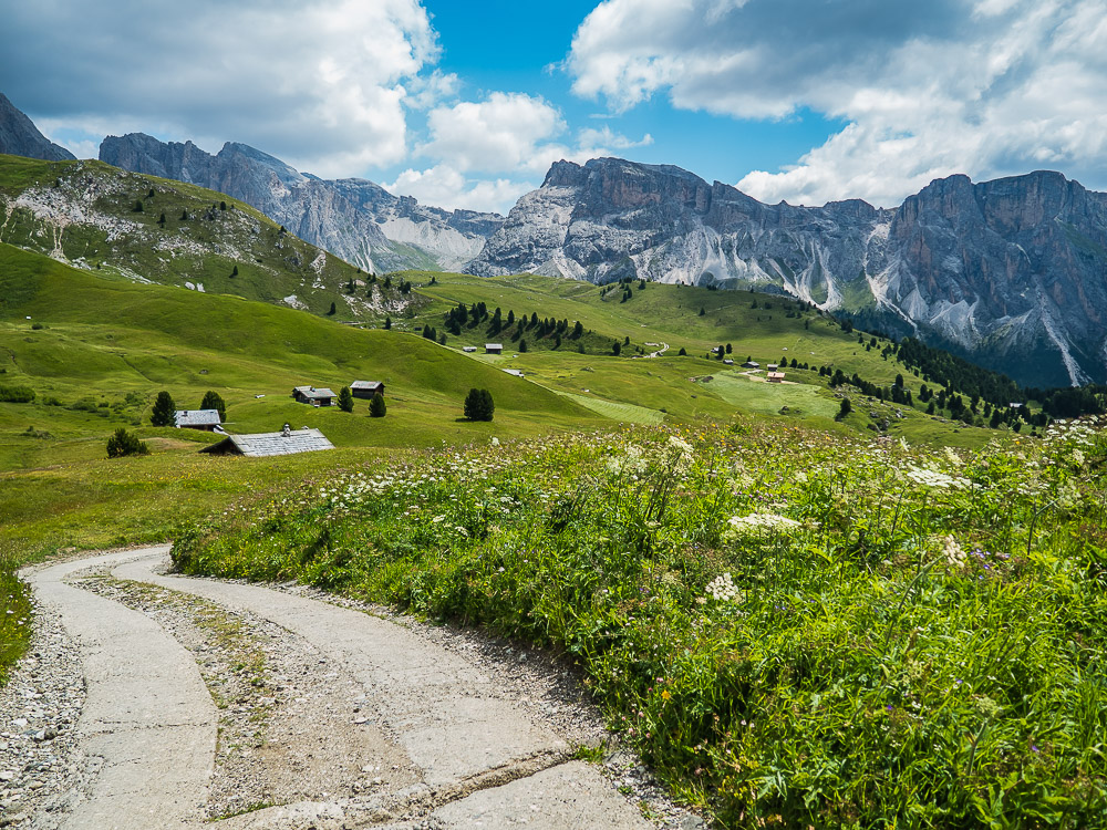 Berge-Südtirol