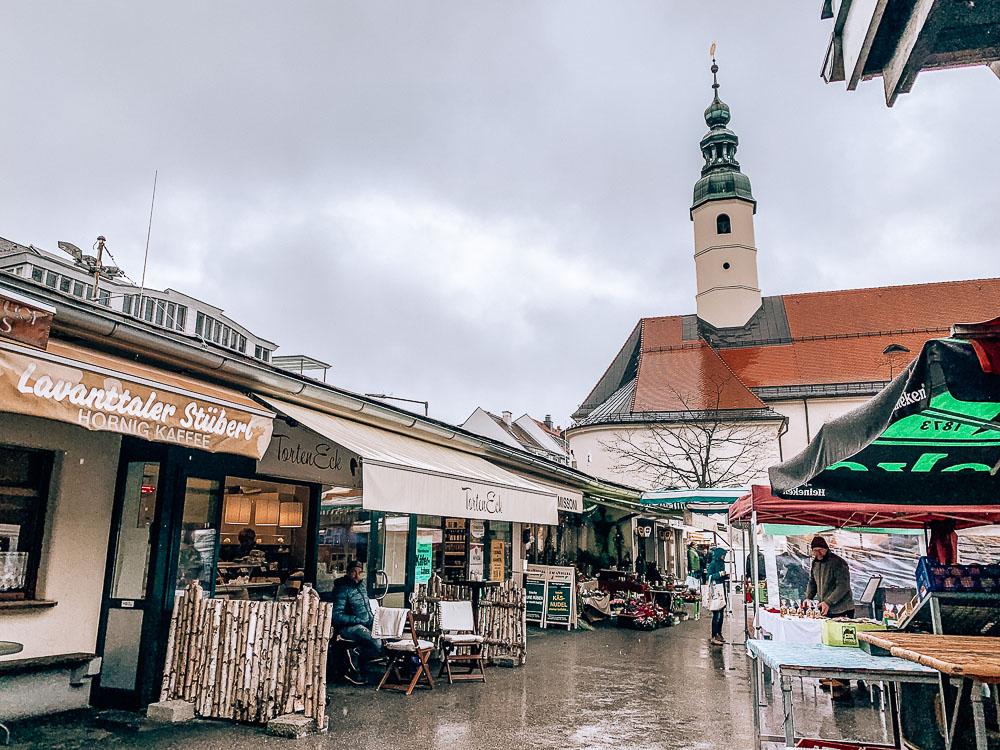 Benediktinerplatz-klagenfurt