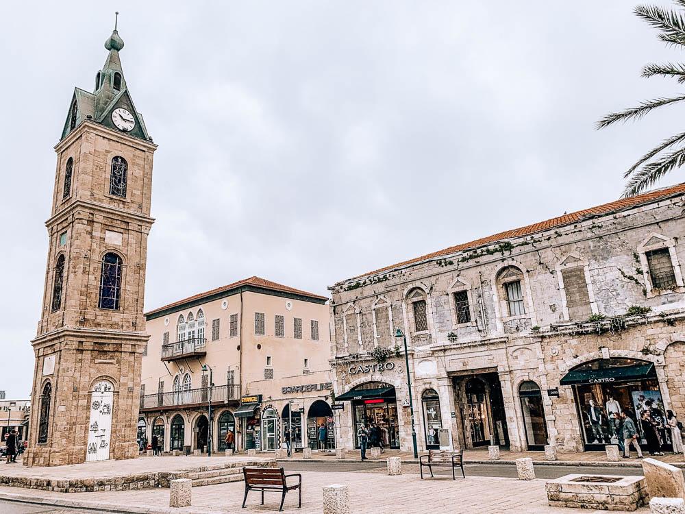 jaffa-tel-aviv-uhrturm