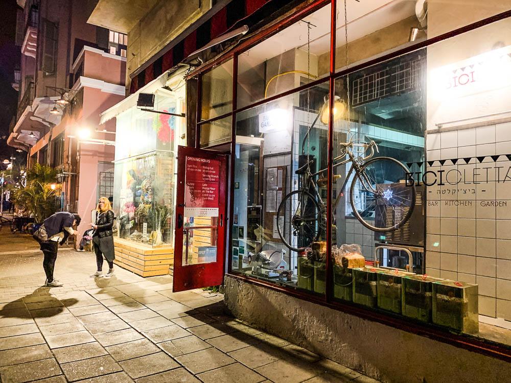 restaurant-bicicletta-tel-aviv