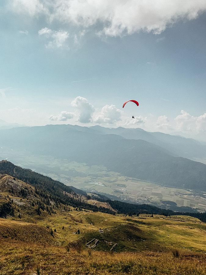 Paraglider-drautal