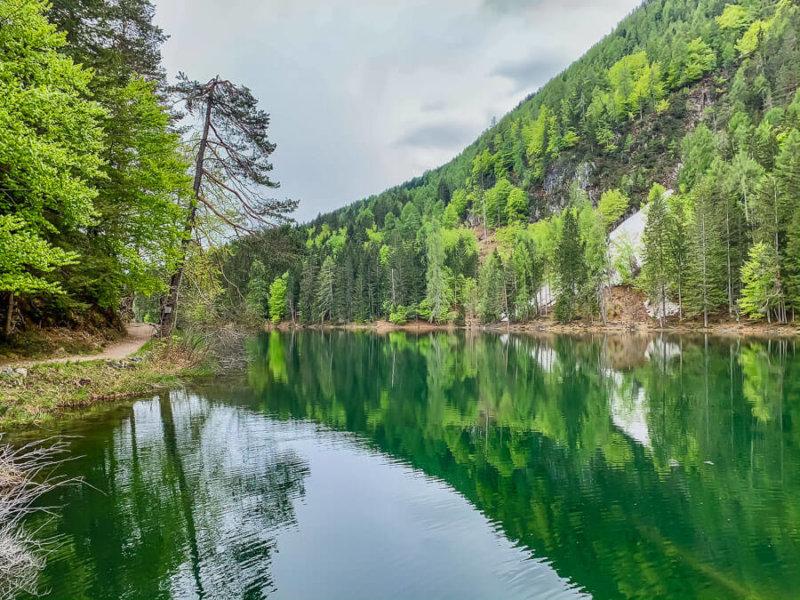 Rundweg Tristacher See